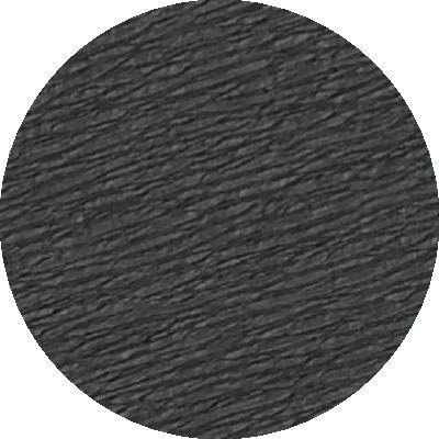 Découpe crépon gris foncé